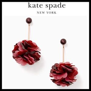 ✳️ NWT! Kate ♠️ Spade Rosy Earrings